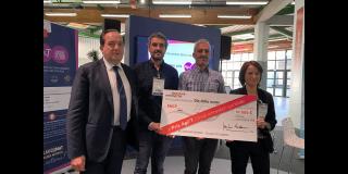 Lauréat du prix AGIL'T Climat 2018 «Innovation Sociétale»